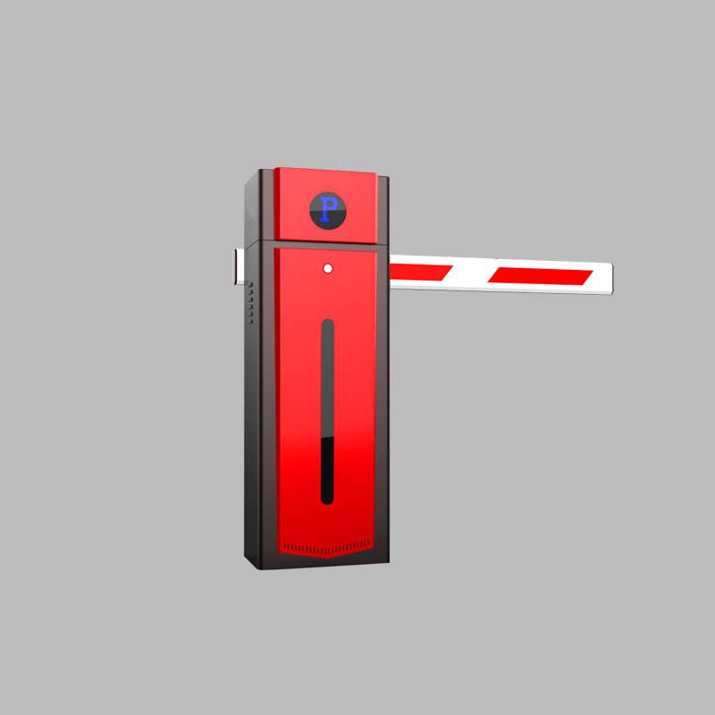 红色道闸系列