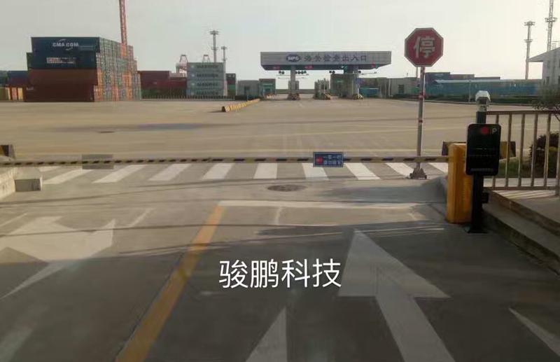 上港集团平湖独山港码头